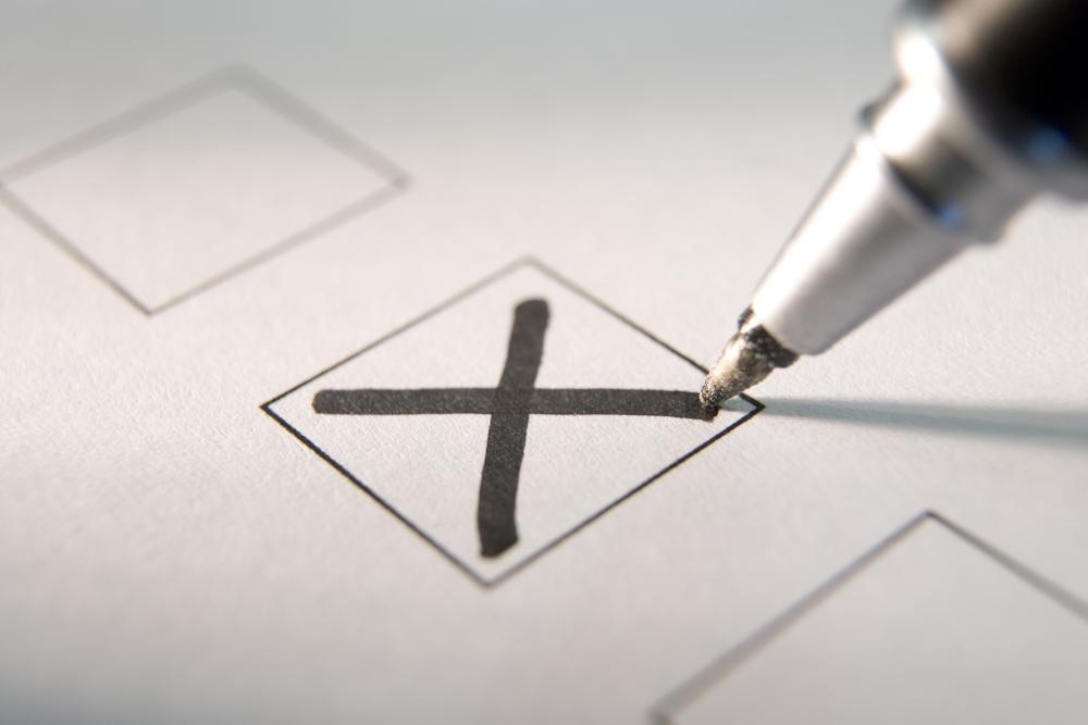 Bezirks- und Europawahlen